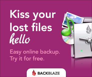 Backup Your Memories